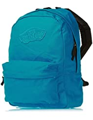 Vans Unisex Realm RTL Blue Jewel Backpack School Bag