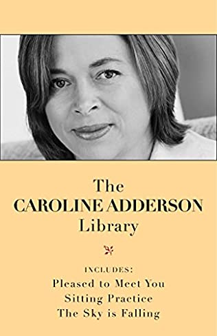 book cover of The Caroline Adderson Library