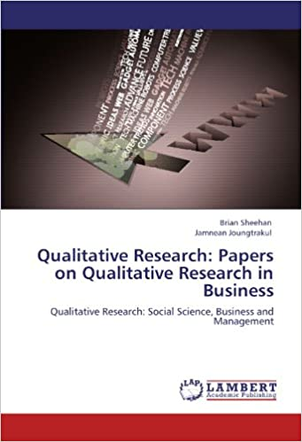 Qualitative Research: Papers on Qualitative Research in