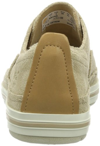 Beige Timberland Casco Femme On Baskets Slip Bay beige Laceless Mode Earthkeepers wCTwSgA