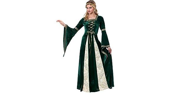 SHANGLY Reina Griega Cosplay Disfraz Halloween Europeo Medieval ...