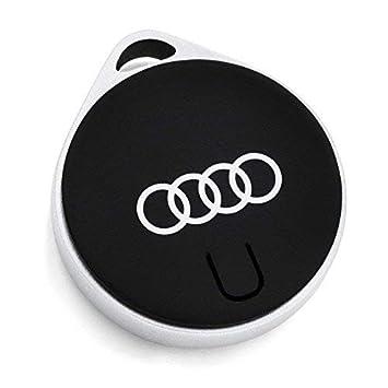 Audi Sport GmbH 3181800100 Llavero keyfinder Bluetooth, Negro