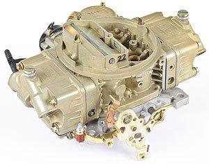 holley carburetor 850 - 3