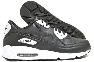 Nike Air MAX 90 (NegroBlanco), Hombre, Negro, 41: Amazon.es