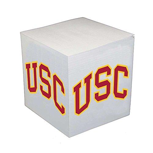 Trojans Note - USC Trojans Sticky Note Memo Cube - 550 Sheets