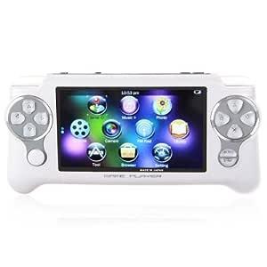 4 GB Pantalla TFT de 4,3 pulgadas PSP forma Reproductor MP5 ...