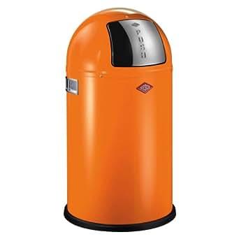 Wesco Pushboy Junior 175 531-25 Bin Orange