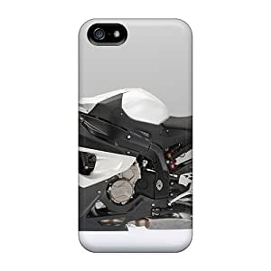 Bernardrmop Case Cover Protector Specially Made For Iphone 5/5s Bmw S1000rr White
