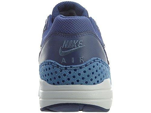 Nike Kvinnor Air Max 1 Ultra Väsentligheter Löparskor Mörkt Lila Dst / Ocn Dimma-lyl Bl-ljus