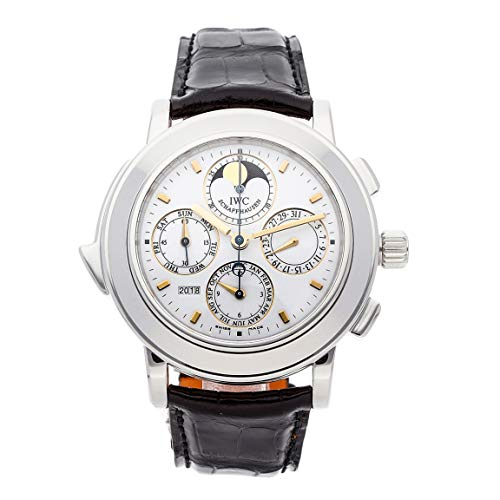IWC Grand Complication Mechanical (Automatic) White Dial Mens Watch IW3770-03 (Certified Pre-Owned)