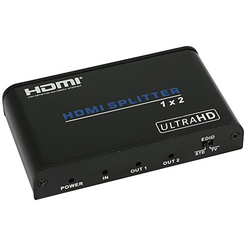 Revesun HDMI 2x1 Multi-Viewer with PIP ( 2 input 1 output