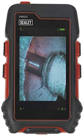 Eazyview Tradesman 8.5mm// 1.5m British Quality Recording Digital Inspection Removable Camera Old Version