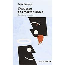 AUBERGE DES MORTS SUBITES (L')