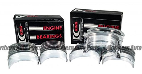 (King Rod and Main Bearings for 350 Chevy KIT)