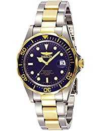 Men's 8935 Pro Diver Collection Two-Tone Stainless Steel Watch with Link Bracelet