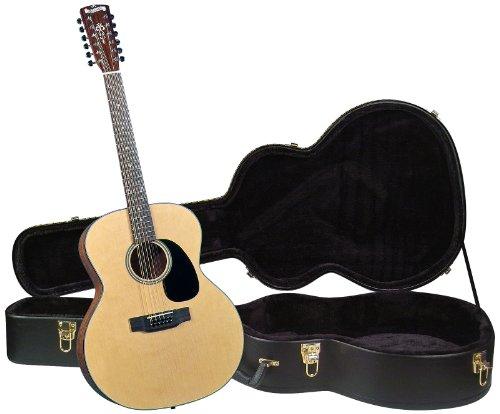 Blueridge BR-40-12 Contemporary Series Jumbo 12-string Guitar with Hardshell Case (BR-40-12BUN1)