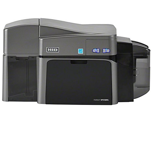 Fargo DTC1250e Dual Sided ID Card Printer ()