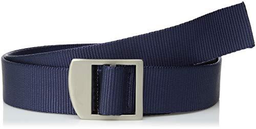 Mountain Khakis Men's Webbing Belt (Navy, One Size 53-Inch)
