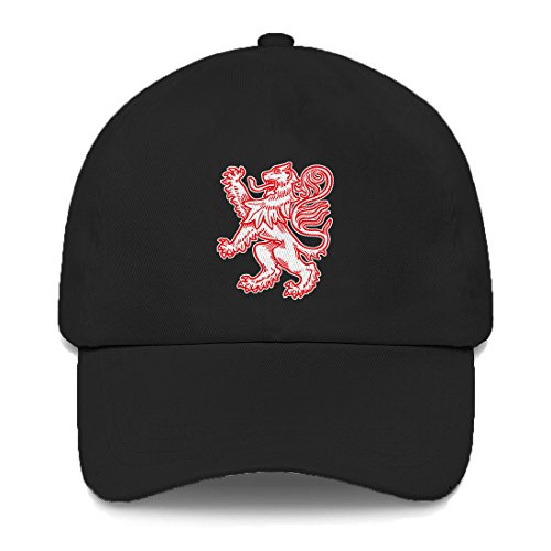 Tcombo Scotland Coat of Arms Dad Hat (United Nation Costume For Adults)