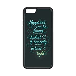 BESTER Protective TPU Rubber Coated Case Cover for iPhone 6 - Harry Potter