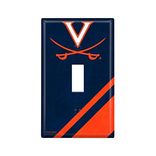 - Virginia Cavaliers Single Toggle Light Switch Cover NCAA