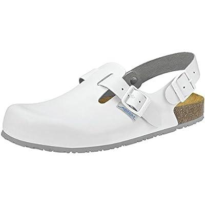 Abeba - Zapato para uso profesional blanco Talla:38
