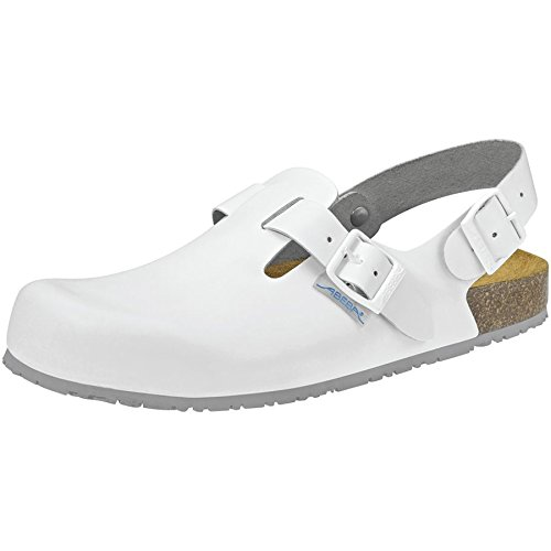43 8040 Sabot Taille Blanc 43 Abeba Chaussures Nature BqYxPnPwO8