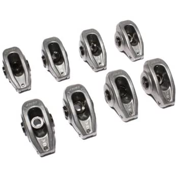 COMP Cams 1220-1 High Energy Nitrided Steel Rocker Arm with 1.5 Ratio and 7//16 Stud Diameter for Chevrolet Small Block Engine