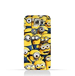 Samsung Galaxy Note 5 TPU Protective Case with Minions Design