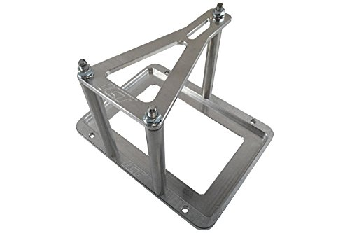 ICT Billet 551181 Universal Billet Battery Tray Hold Down / Trunk Relocation Box - Nhra Battery Box