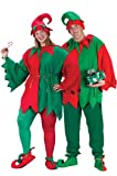Fun World Costumes Mens Plus-Size Plus Size Elf Costume