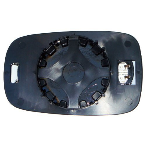 Silver Aspheric,RH Low Price Wing Mirrors Shop vw78 Wing Mirror Glass With base-Heated Driver Side