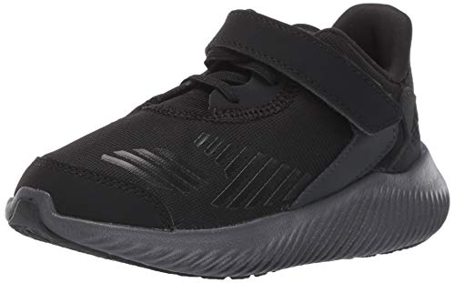 adidas Baby Alphabounce RC 2, Black/Black/Carbon, 8K M US Toddler (Adidas Kids Shoes Size 8)