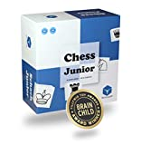 Chess Junior - Chess Set for Kids and Beginners. Teaching Chess Board Game