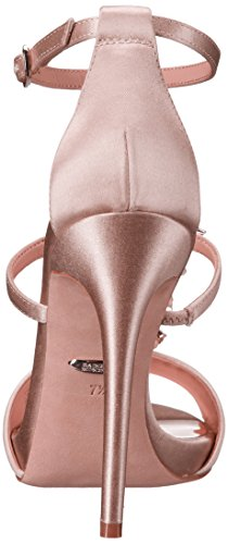 Badgley Mischka Mujeres Basile Dress Sandal Desnuda