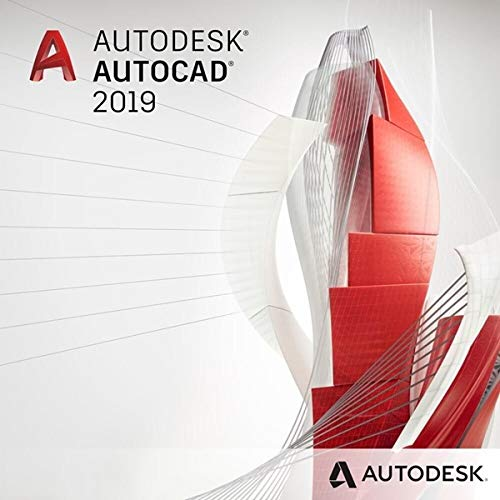 AutoDesk AutoCAD 2019 for Windows 64 bit - Fast delivery 3 year license