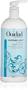 OUIDAD Moisture Lock Leave-in Conditioner, 33.8 Fl Oz