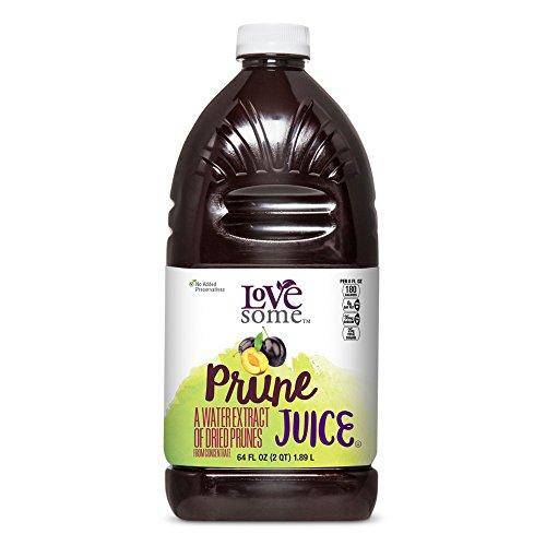 (LoveSome 100% Prune Juice, 64 Ounce)