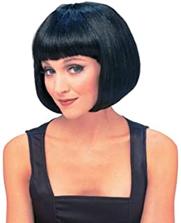 Rubies Costume Womens Black Super Model Wig