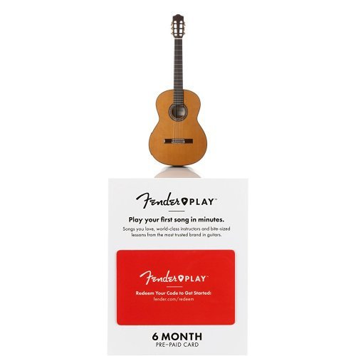 Cordoba C9 CD/MH Acoustic Nylon String Classical Guitar with 6 Months of Fender Play