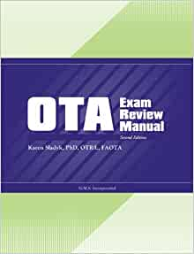 Ota Exam Review Manual 9781556427015 Medicine Health Science Books Amazon Com