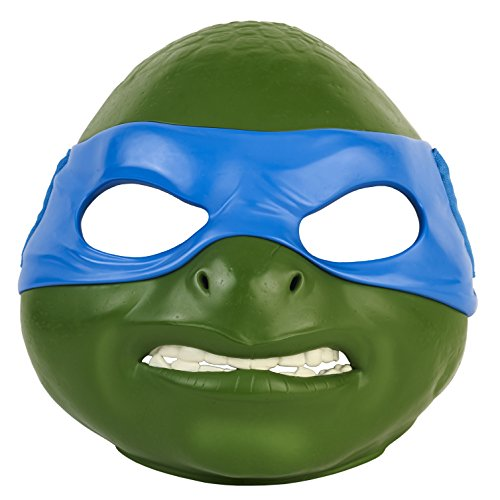 [Teenage Mutant Ninja Turtles Leonardo Movie Deluxe Mask Action Figure] (Frodo Costume For Kids)