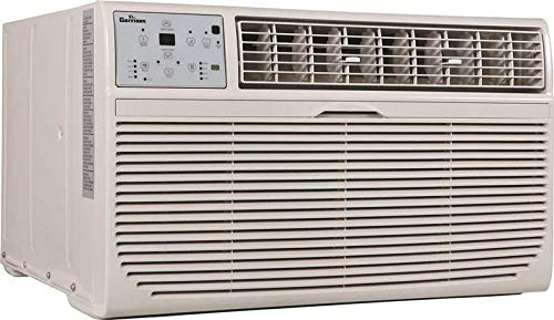 GARRISON 2477812 R-410A Through-The-Wall Heat/Cool Air Conditioner with Remote Control, 10000 BTU, White by GARRISON