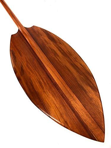 Tikimaster Alii Extra Large Koa Canoe Outrigger Paddle 82