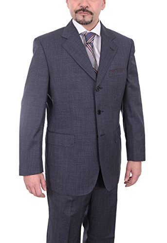 carlo-palazzi-classic-fit-blue-textured-three-button-wool-suit-made-in-italy