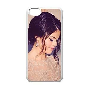 VNCASE Selena Gomez Phone Case For Iphone 5C [Pattern-6]