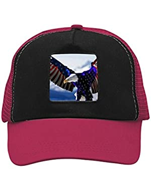 Unisex American Eagle Adjustable Classic Hiphop Hat Baseball Cap Snapback Dad Hat