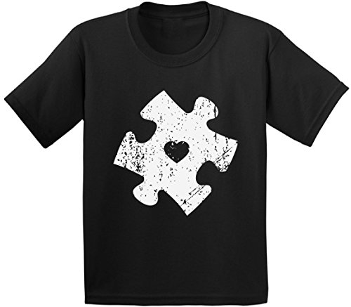 Awkward Styles Youth Puzzle Graphic Kids T Shirt Tops for Autism Awareness
