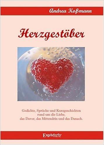 Herzgestober Lyrik Livre En Allemand 9783867031172