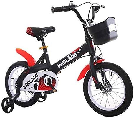 MUYU 12(14,16) Pulgadas Bicicleta Infantil Bicicleta Niños Niñas ...
